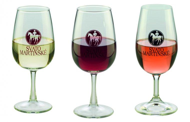 Svatomartinská vína v Boromeu